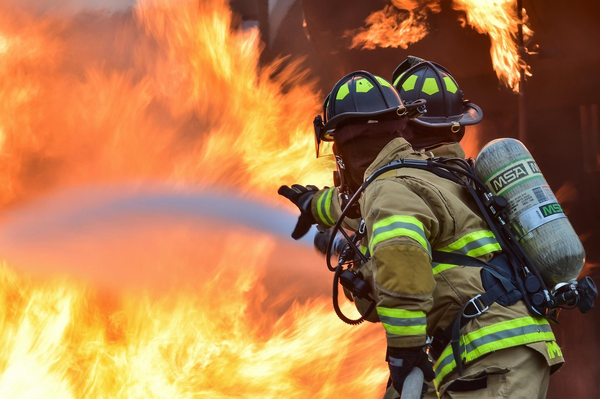 Angebote im Bereich des Brandschutzes
